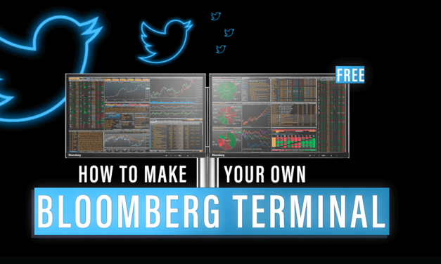 How To Make Your Own Bloomberg Terminal Free!